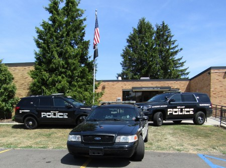 BRANT POLICE DEPARTMENT